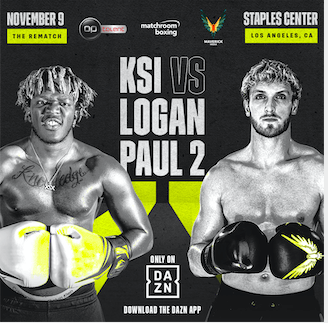 The Logan Paul-KSI rematches not being welcomed by many boxing purists...but if the goal is to bring more eyeballs to boxing, it could well work.