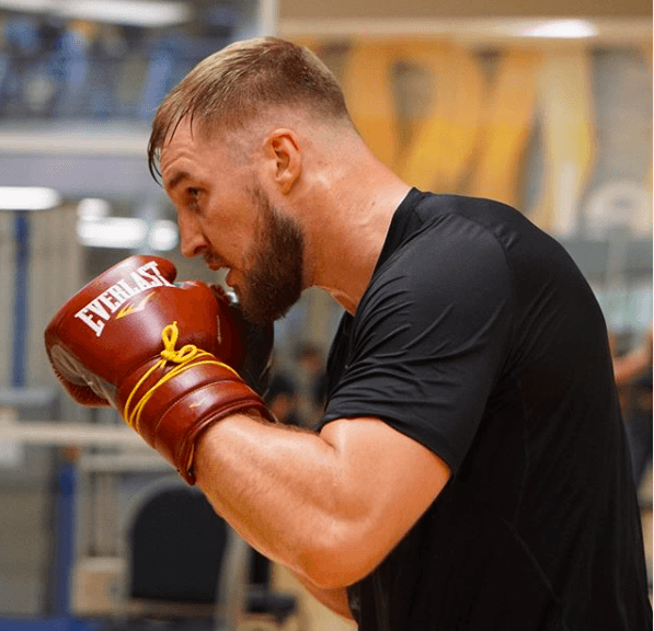 Otto Wallin can hit a massive jackpot Sept. 14 if he downs Tyson Fury, in a Vegas clash.