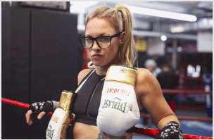 Brooklyn's Heather Hardy joins Team Everlast, and she fights on Sept. 13, 2019 in NYC, defending her belt.
