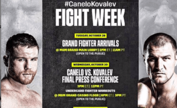 Canelo vs. Kovalev is richly anticipated, because some folks think Canelo is trying to cross a bridge too far.