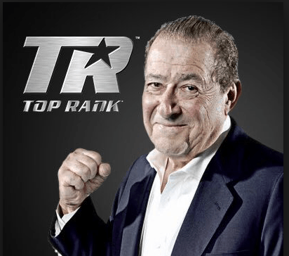 Bob Arum runs Top Rank, the promotional company which had to replace the Ancajas-Rodriguez fight.