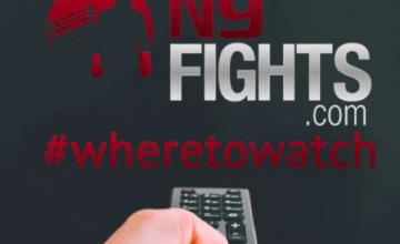 Where to watch boxing? Kelsey has you covered, on NYFights.com.
