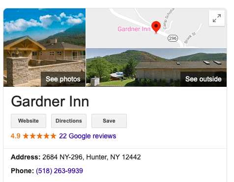 The Gardner Inn will likely be know as the AK Inn, according to the heavyweight boxer/ innkeeper Kownacki.