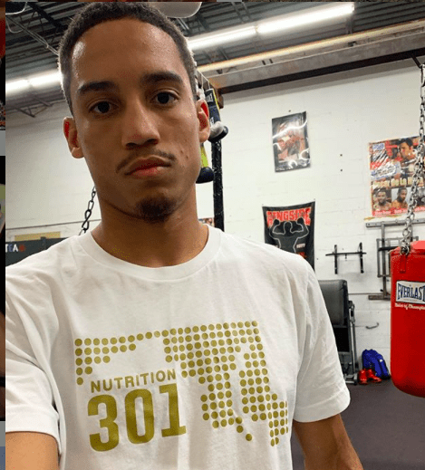 Mykal Fox will headline the Dec. 6 card at 2300 Arena in Philly. He is a defensive specialist.