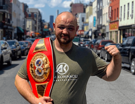 The Polish native could be fighting for the IBF heavyweight belt, depending on what happens in the Ruiz-Joshua rematch.