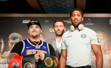 Ruiz meets Joshua, again, on Dec. 7, 2019, in Saudi Arabia.