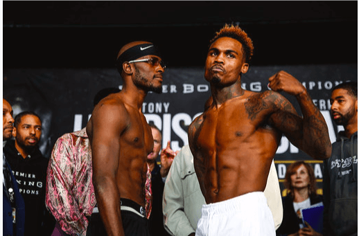 Harrison has tried to needle Charlo, get him riled.