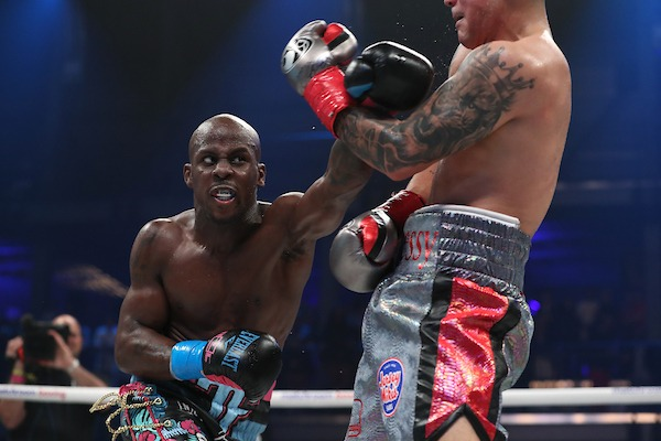Tevin Farmer Loses Crown To Jo Jo Diaz Taken To Hospital For Precautionary Tests Ny Fights