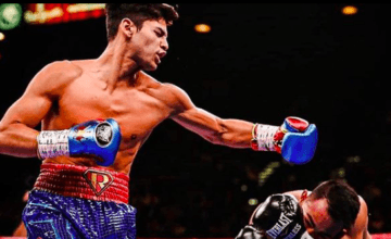 Ryan Garcia said he wants to fight Gervonta Davis by the end of 2020.