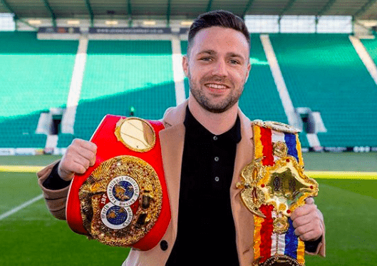 Josh Taylor, the junior welter champ from Scotland, has signed a promotional deal with Top Rank.