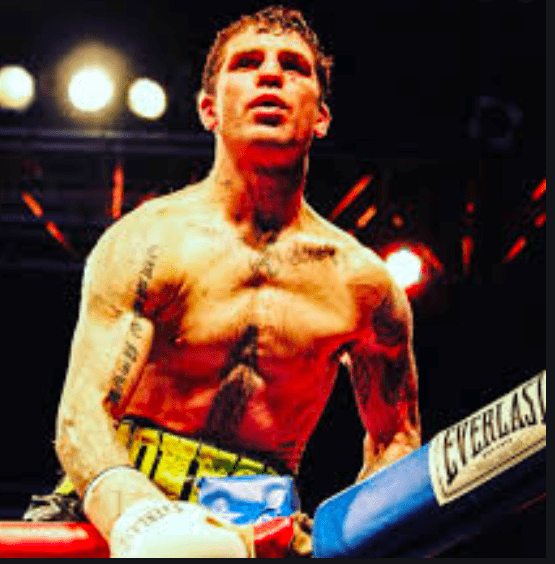 Boxer Danny O'Connor is the best known fighter from Framingham, Mass.