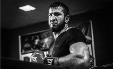 Apti Davtaev is 19-0-1, and seeks his 20th win in Russia on Feb. 21.