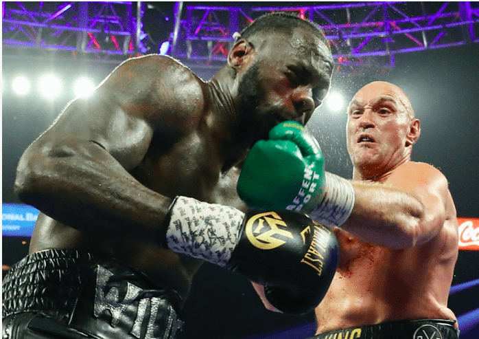 The NYFights team picked Tyson Fury for Who Won the Weekend (Feb. 21-23, 2020).