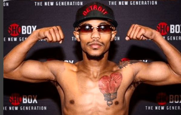 Ja'Rico O'Quinn is a boxing prospect from Michigan.