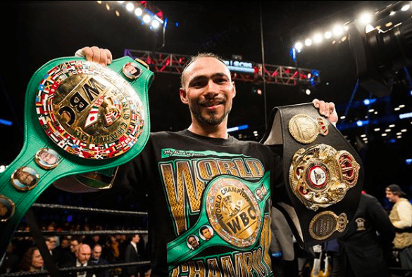 Keith Thurman will speak to Ray Flores on April 13, as PBC beefs up content, to replace live fights, during pandemic peak.