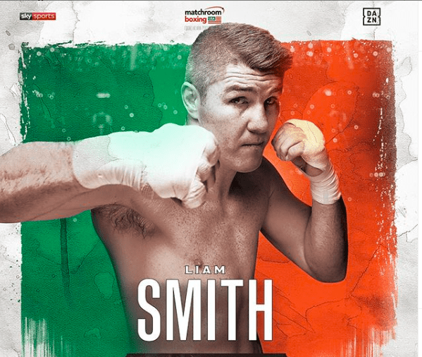 Liam Smith welcomes a fight with Kell Brook, but he says he won't chase him.