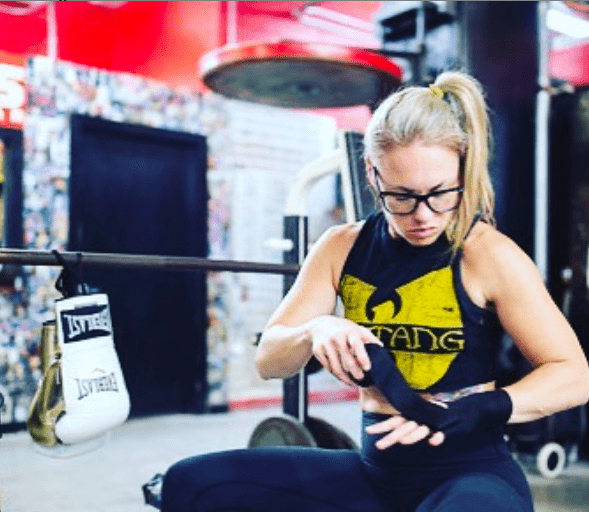 Heather Hardy has dealt with harsh realities and soldiered on.