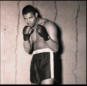 Coley Wallace had success in the ring, and on the big screen, in movies.
