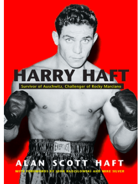 Harry Haft had to fight in bare knuckle fights arranged by Nazis. Yes, he was real deal tough.