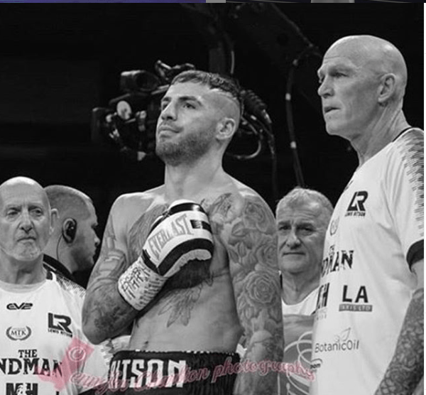 Lewis Ritson is a 20-1 super lightweight from England.