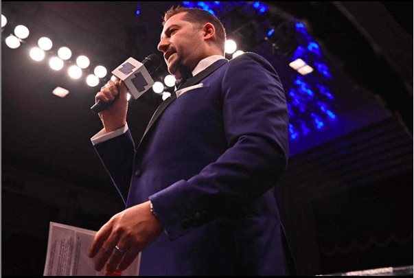 Mark Fratto of Linacre Media started Fightnight Live in 2017. It streams on Facebook.