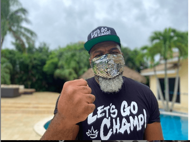 Shannon Briggs is a boxer and on July 11, 2020, he will provide commentary on the Facebook Fightnight show from Houston, Texas.