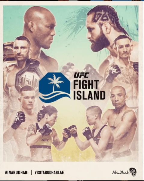UFC 251: Usman vs. Masvidal is a mixed martial arts event from Ultimate Fighting Championship running July 12, 2020 on Yas Island, Abu Dhabi, United Arab Emirates.