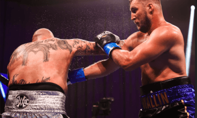 Swedish heavyweight Otto Wallin stopped Travis Kauffman on August 15, 2020, on Showtime.