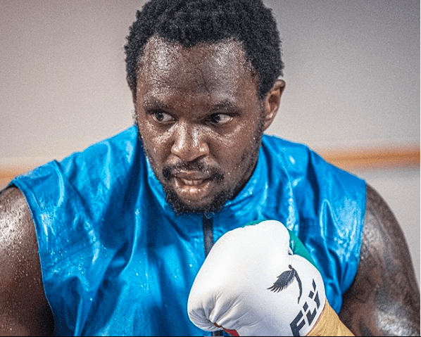 Dillian Whyte is one of the five best heavyweights in boxing today.