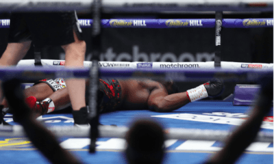 Dillian Whyte lost to Alexander Povetkin on Aug. 22, 2020, in round five.