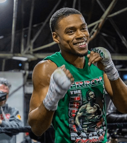 Errol Spence had a car crash in October 2019, so we will see if he is all the way back in November, when he fights Danny Garcia.