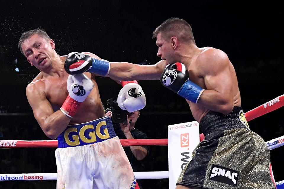 Sergiy Derevyanchenko surprised many with his outing versus GGG, but most are assuming he will be the stiffest test to date for Jermall Charlo.
