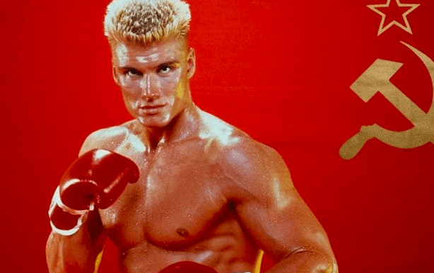 Dolph Lundgren played Ivan Drago in Rocky IV and the actor could do a cameo in a video ordered by you, via Cameo.com.