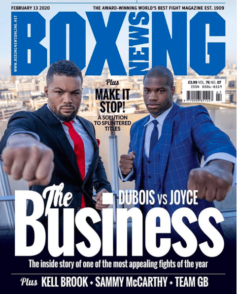 The winner of the Daniel Dubois vs Joe Joyce fight should have serious momentum to being the next big thing among British heavyweights.