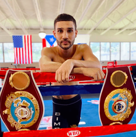 WBO minimum weight champ Wilfredo Mendez is looking to secure a fight ASAP.