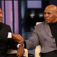 Evander Holyfield doesn't hold a grudge against Mike Tyson for biting off a portion of his ear in 1997.
