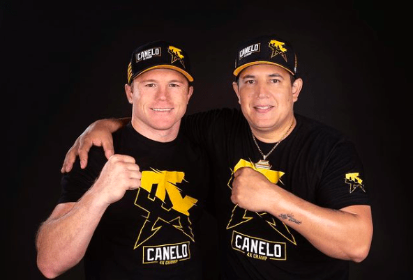 Canelo Alvarez and trainer Eddy Reynoso have big plans, which include more titles.