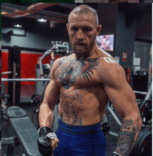 Conor McGregor is readying for his Feb. 23, 2021 bout against Dustin Poirier.