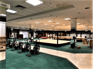 The USA Boxing program had to find a new facility to train in, because of COVID.
