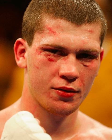 Dmitriy Salita, born in Ukraine, is a NY resident who transitioned from fighting to promoting.