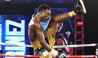Richard Commey won atop the Feb. 13 Top Rank show.