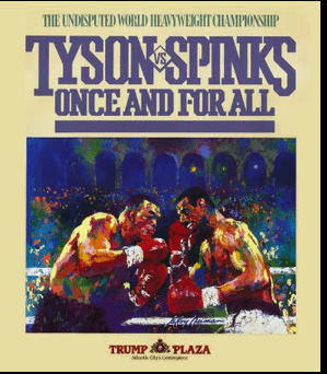 The Mike Tyson KO of Michael Spinks is the No. 1 Tyson knockout of all time.