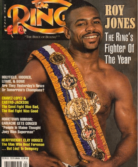 Roy Jones Jr is one of the fighters in the eSports Boxing Club game.
