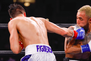 Brandon Figueroa lands on Luis Nery in CA on Showtime May 15.