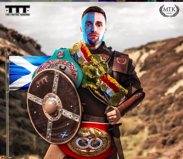 Scotland can and should be proud of The Tartan Tornado, Josh Taylor.