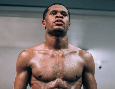 Devn Haney takes a step up fight May 29, against Jorge Linares.