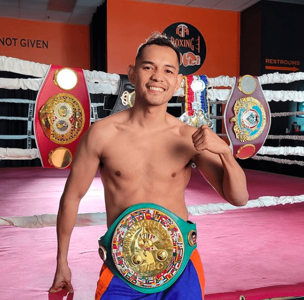 Nonito Donaire is a sure-fire first ballot Hall of Fame talent.