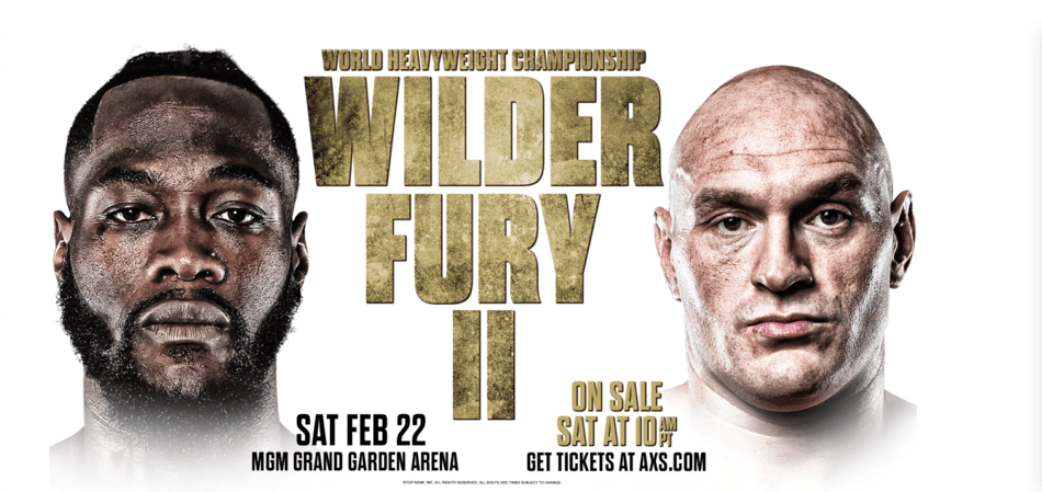 TYSON FURY beat Deontay Wilder in their second clash, will he do the same in the third battle?